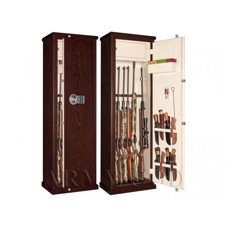 Оружейный сейф в дереве Armwood 57 EL Primary