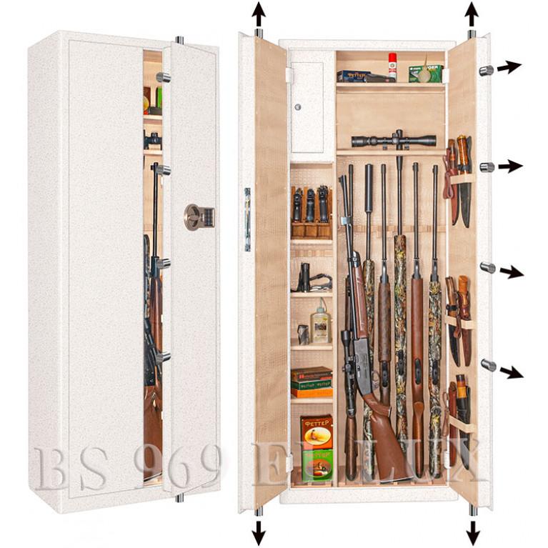 Оружейный сейф BS969 EL Lux