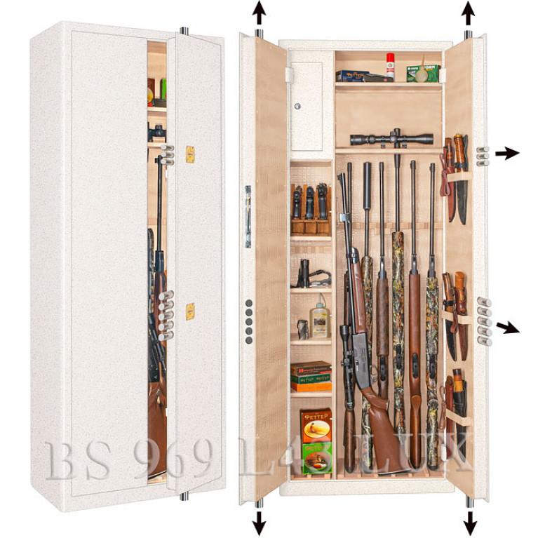 Оружейный сейф BS969 L43 LUX