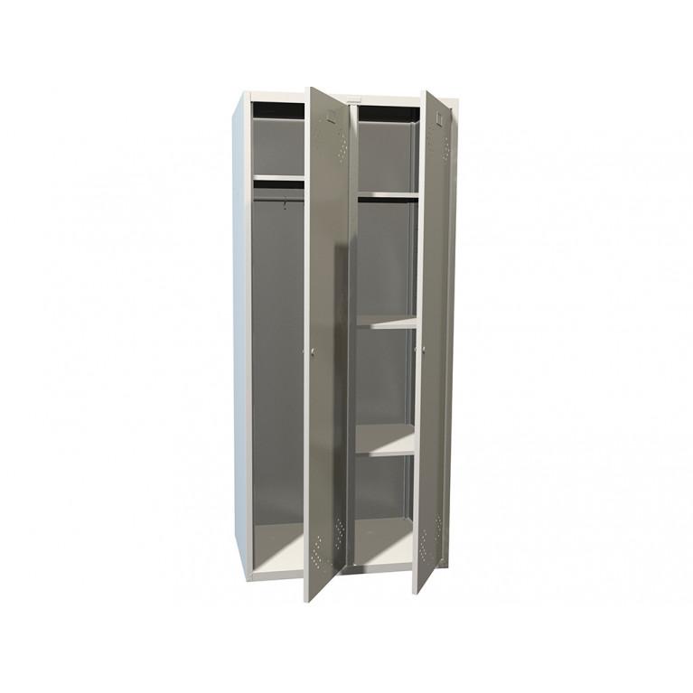 Шкаф идивидуального пользования (локер) LS-21-80U