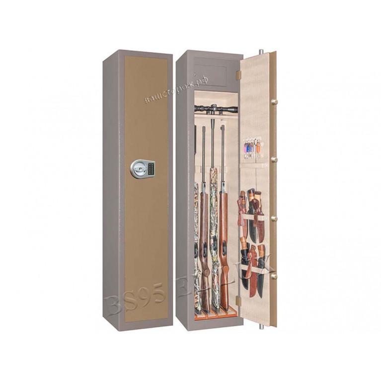 Оружейный сейф BS95.EL Lux