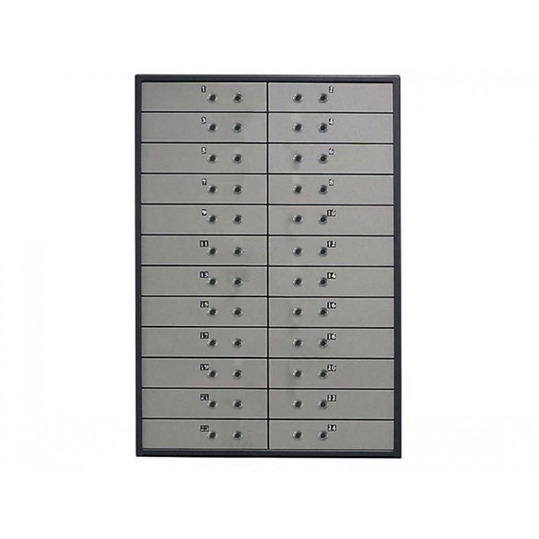 Блок депозитных ячеек DB-24.DGL